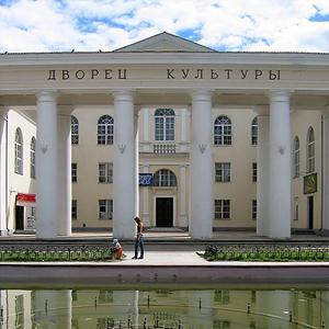 Дворцы и дома культуры Староминской