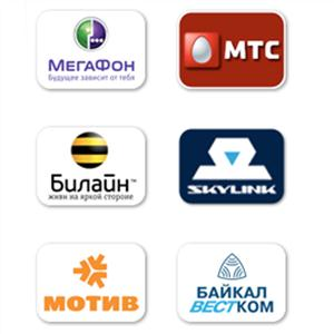 Операторы сотовой связи Староминской