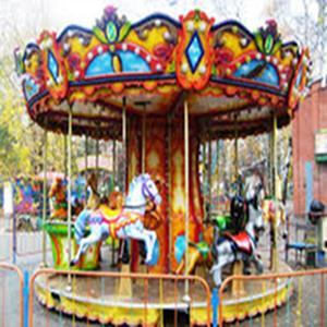 Парки культуры и отдыха Староминской